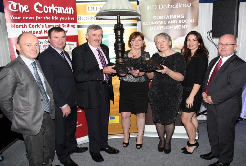 IRD-Duhallow-Business-Wards-2014---Overall-Best-Business-in-Duhallow-for-2014